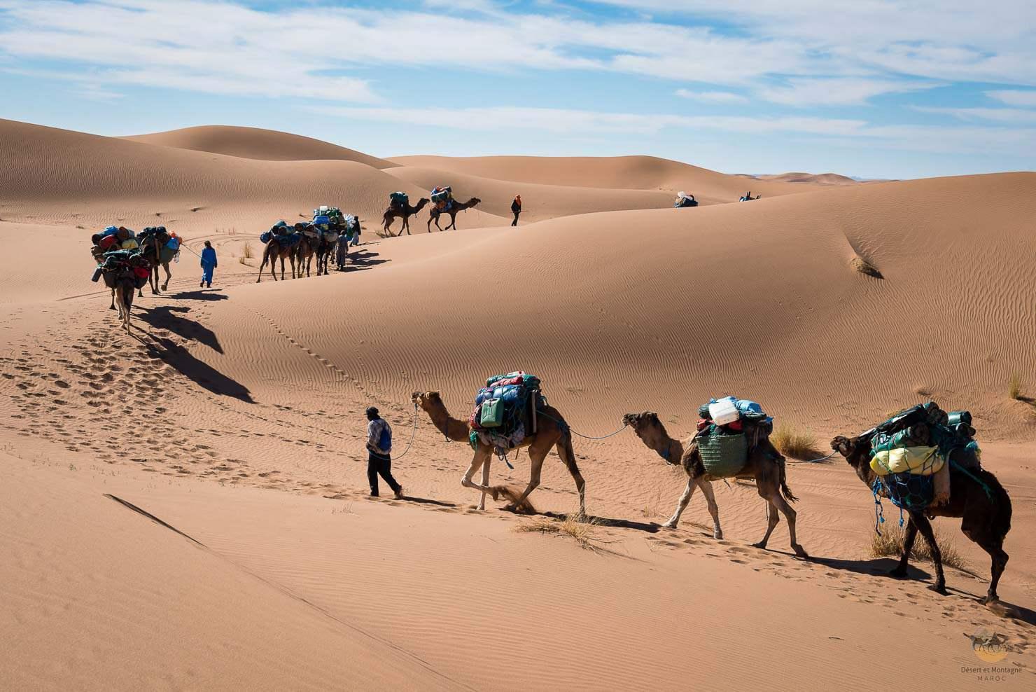 Grand traversée Maroc
