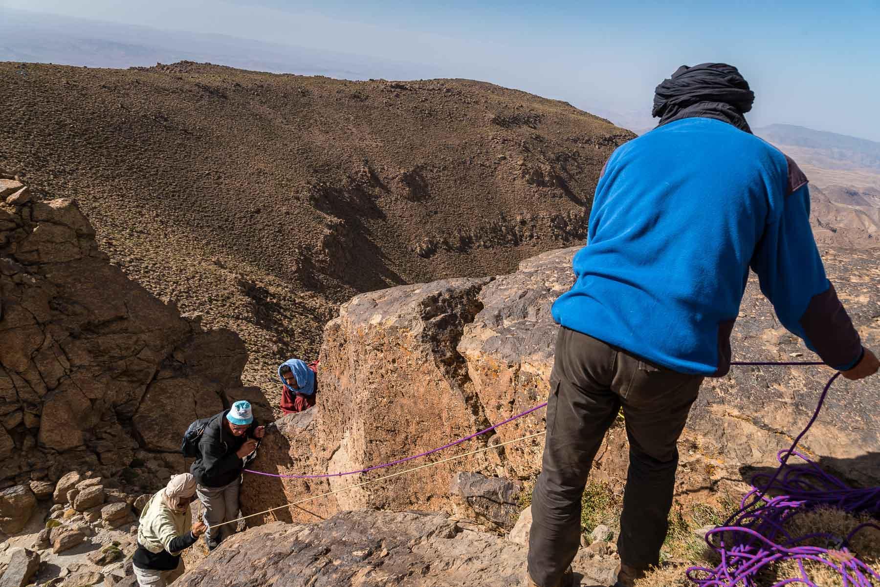 Treking Jbel Siroua