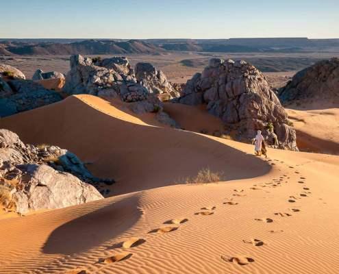 Désert Isk, Sud est Maroc