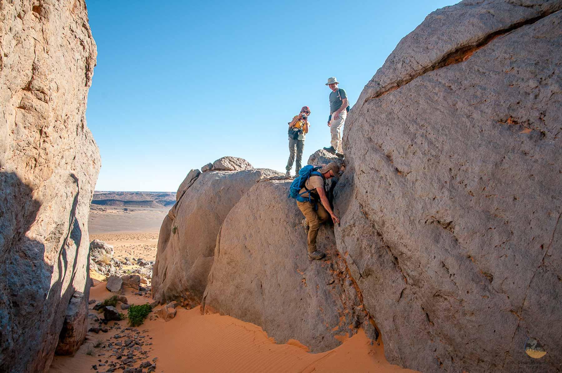 Trekking Trek Désert Isk, Maroc
