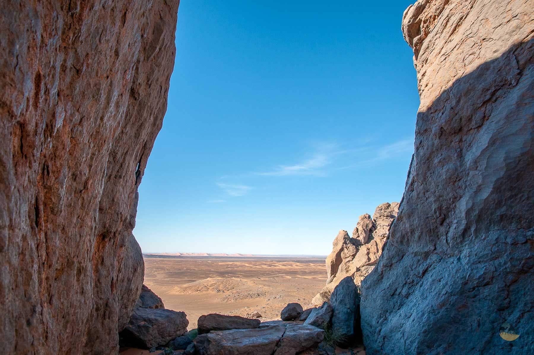 Desert Isk, Maroc