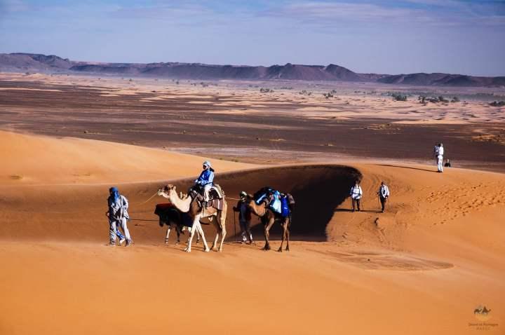 Caravan Trek Desert Isk, Maroc