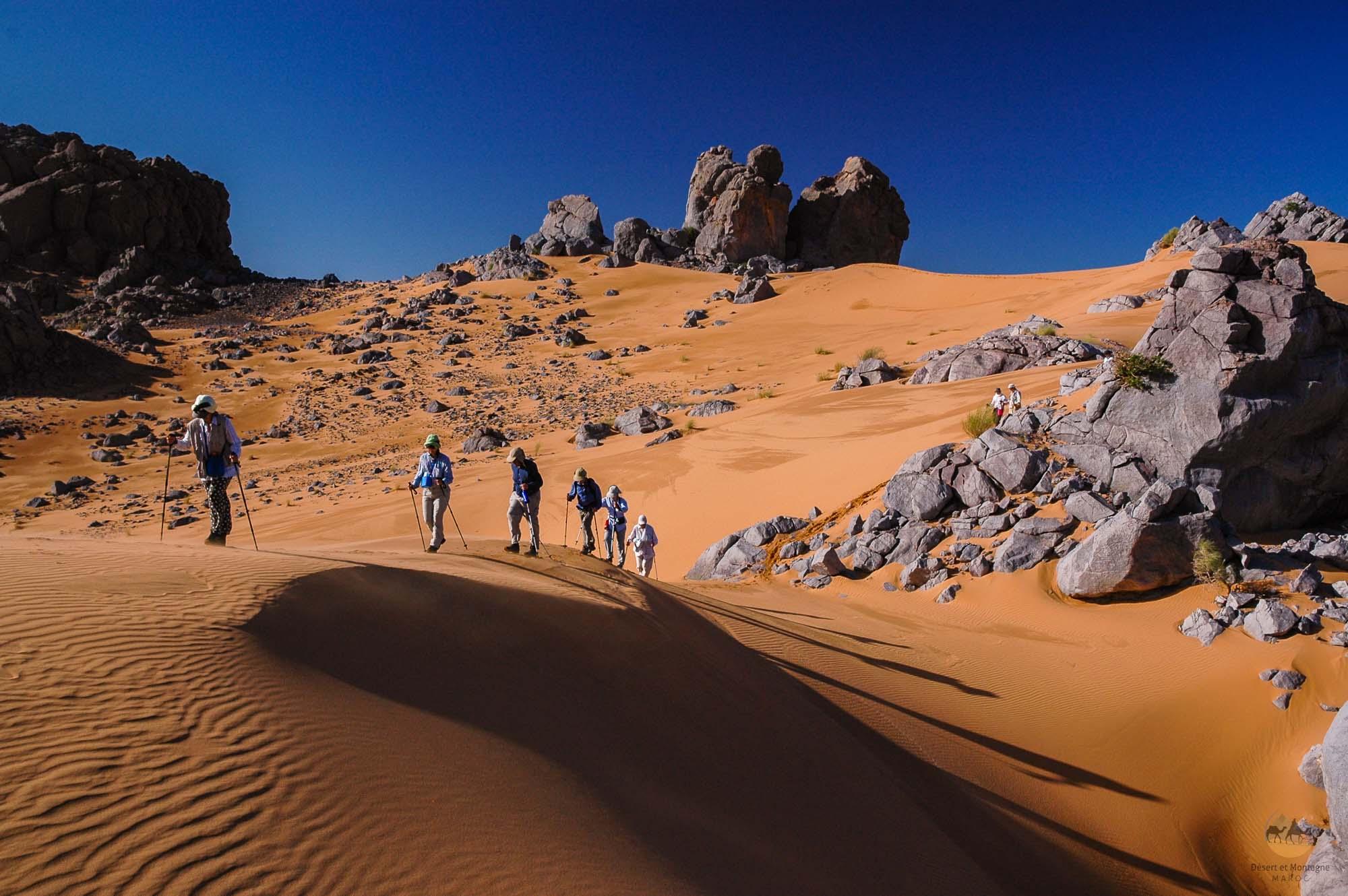 Trek Desert Isk, Maroc