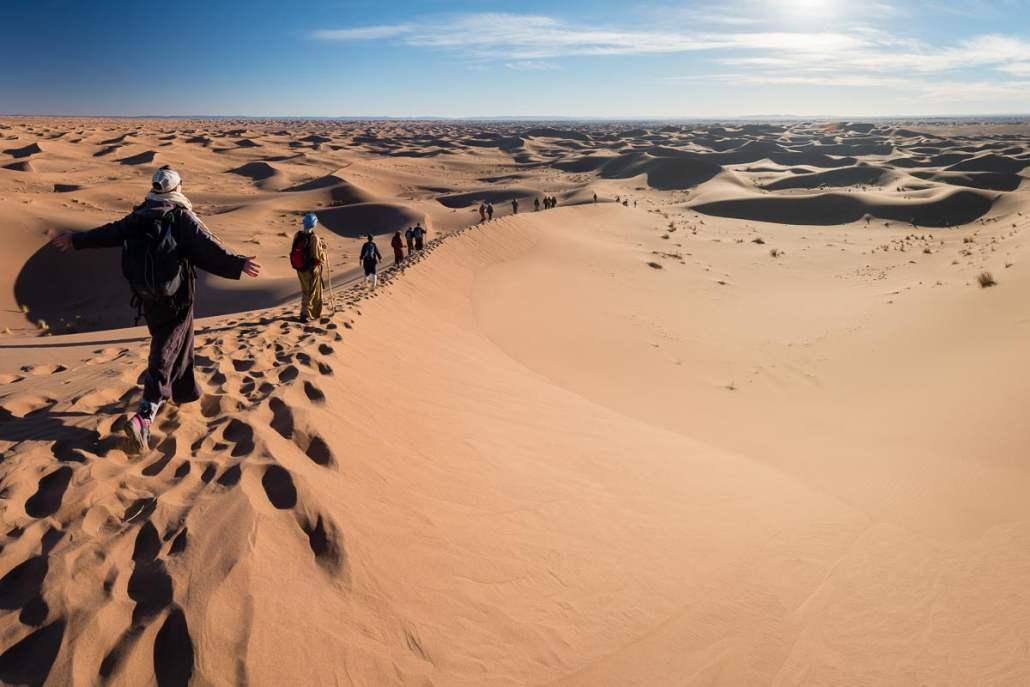 Voyage Chgaga desert Maroc
