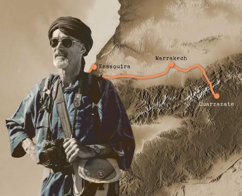 Sur les traces des anciennes caravanes, de Ouarzazate à Essaouira